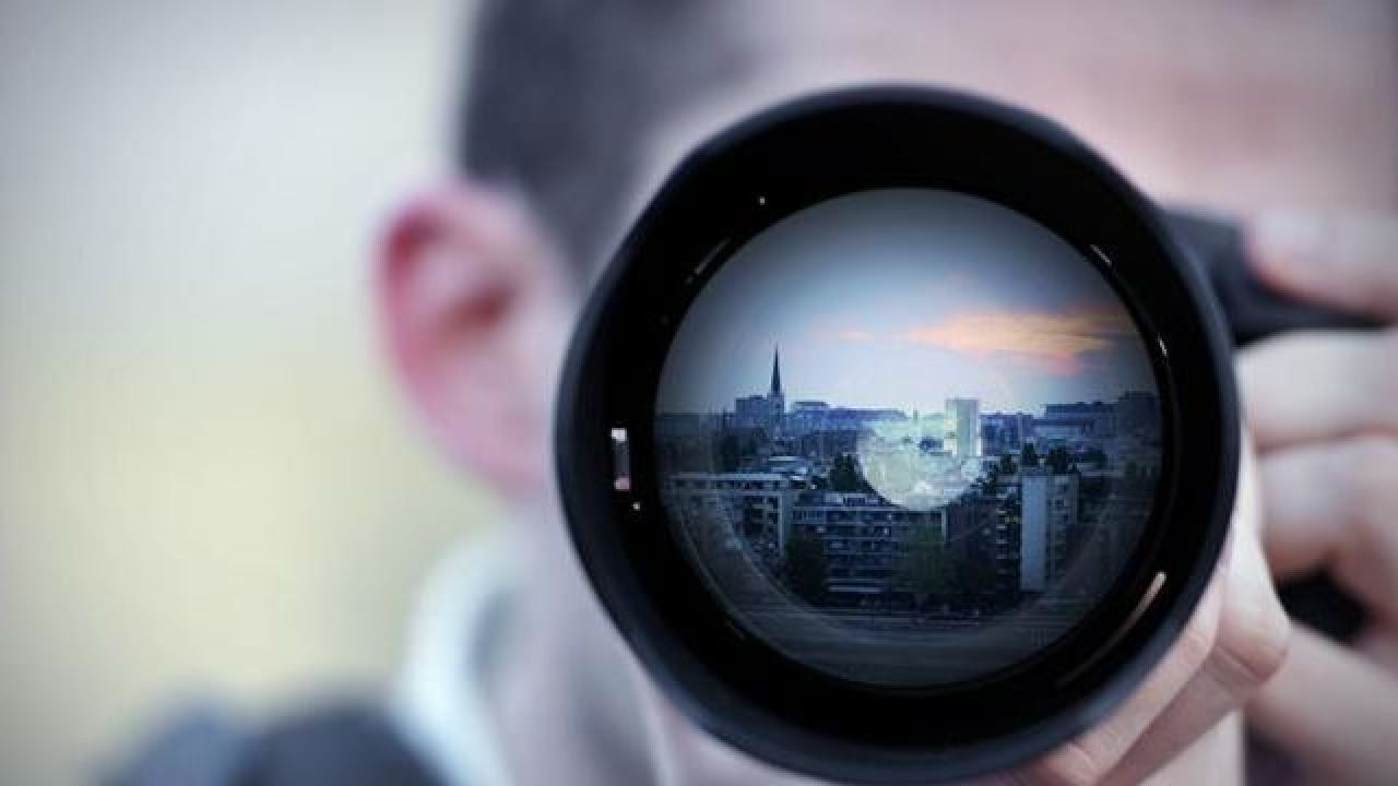 كيف تصبح مصورا محترفا Samsung Gear Watch Photographer Professional Photographer