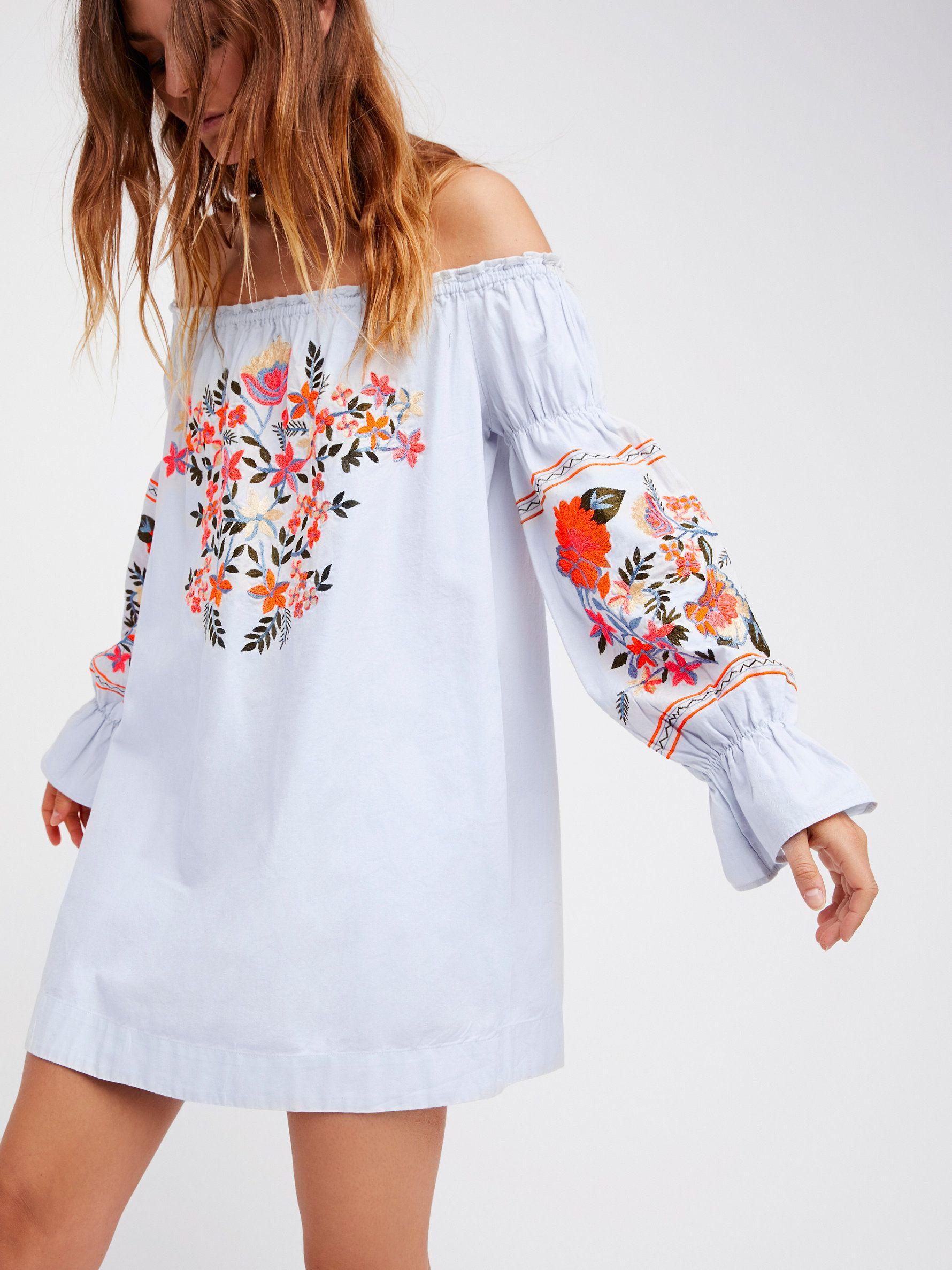 d255dabfb Enchanted Garden Mini Dress