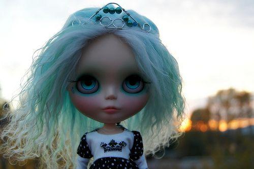306/365 Princess Carly at Sunset