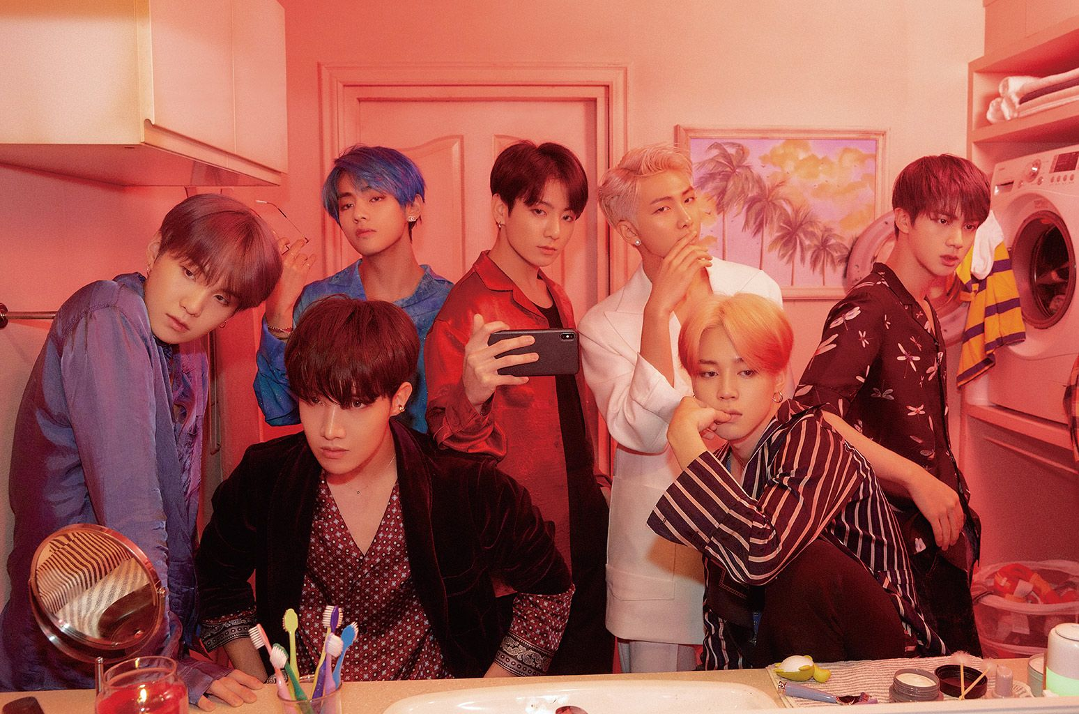 BTS, Sandra Oh, Darren Criss and More on A100 List of Influential Asian Americans | Billboard