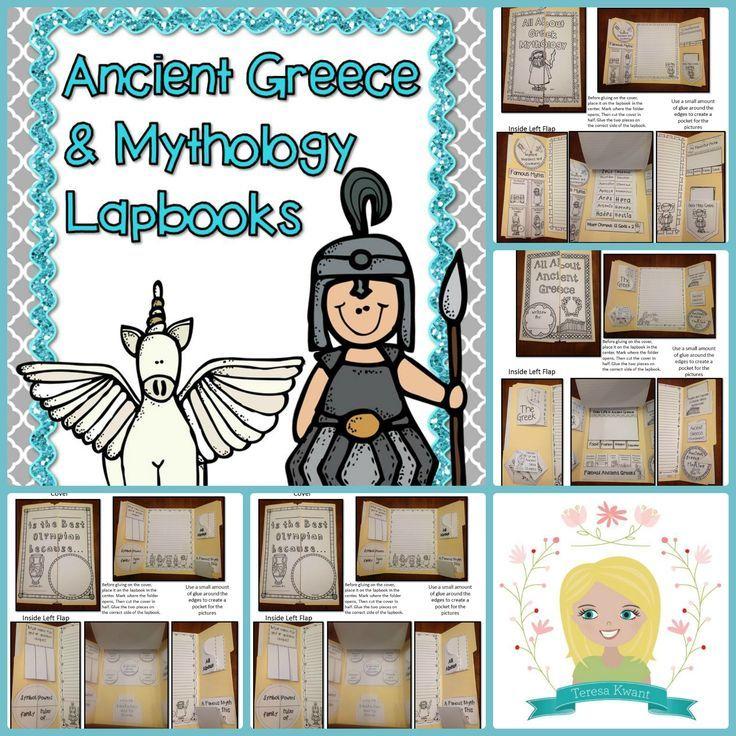 Greek Mythology : Greek Gods