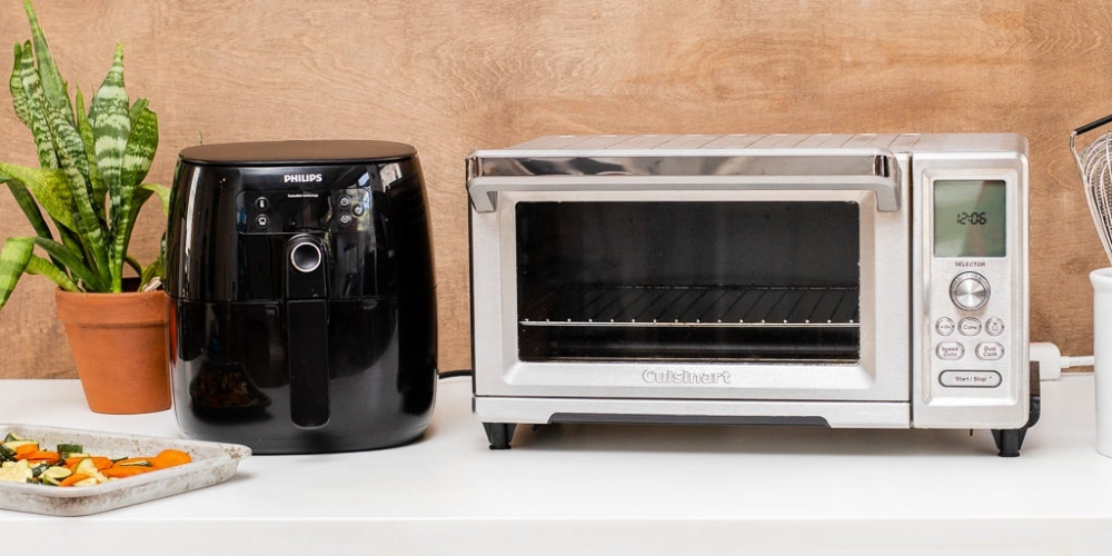 The Best Air Fryer Is A Convection Toaster Oven In 2020 Toaster Oven Convection Toaster Oven Best Air Fryers