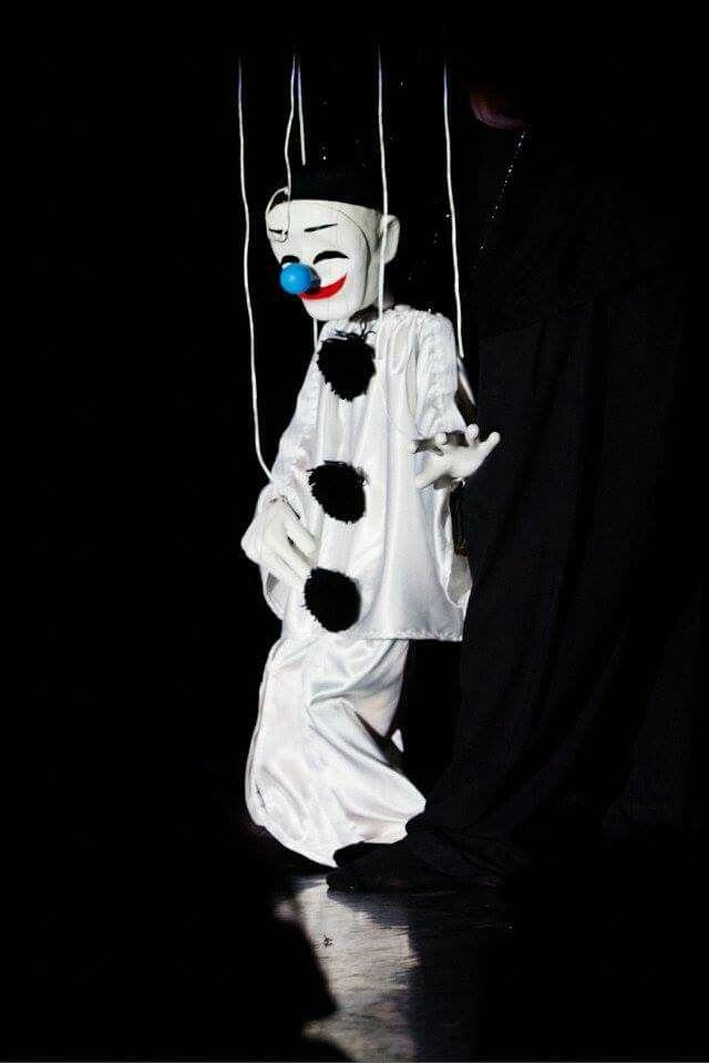 Nikolai Zykov Marionettes