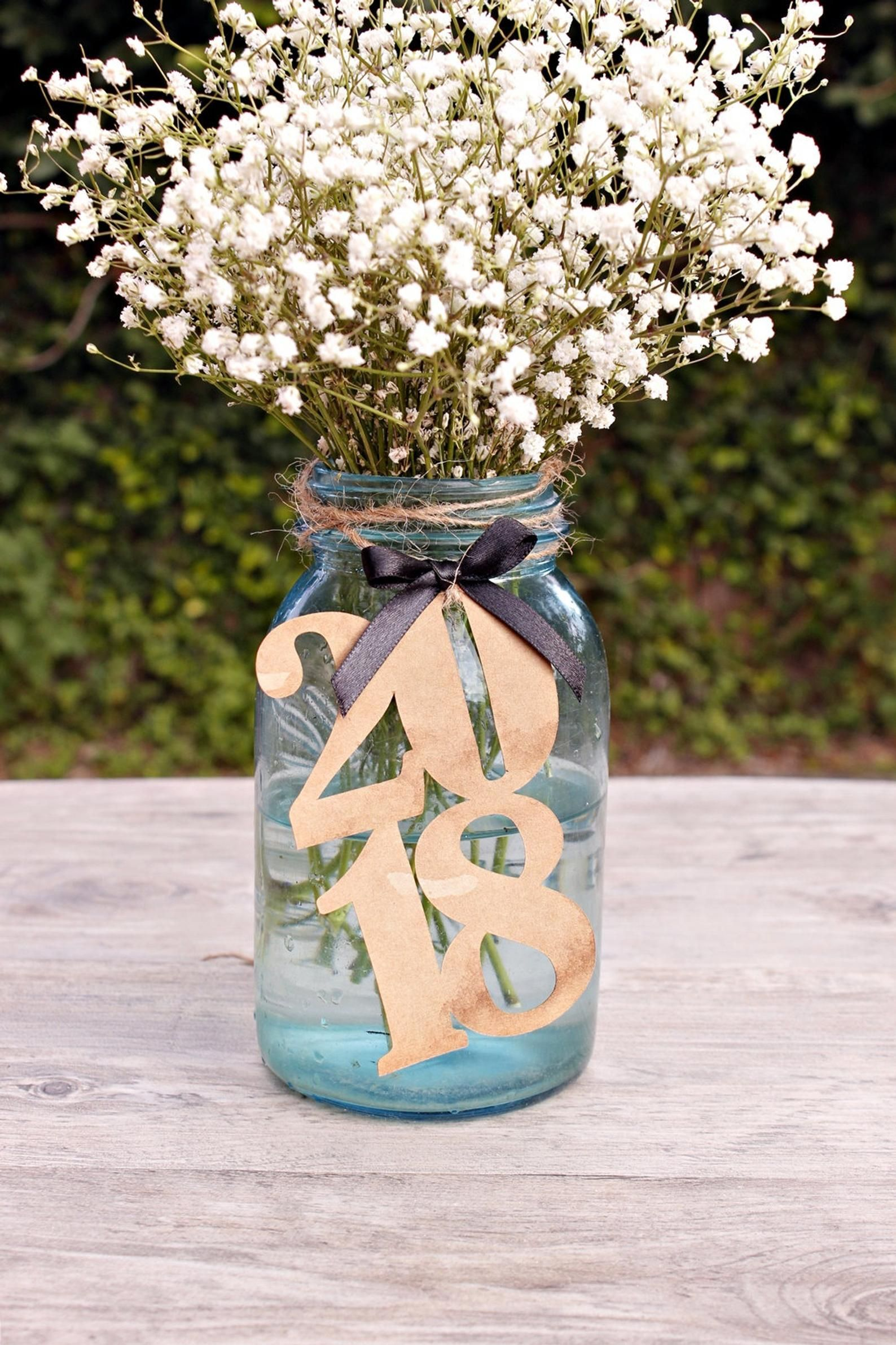 2019 Graduation Centerpiece Decorations / Rustic 2019 Barn ...