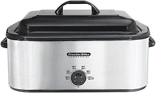 Proctor Silex 32918 Proctorsilex Roaster Ovenwarmer Click For