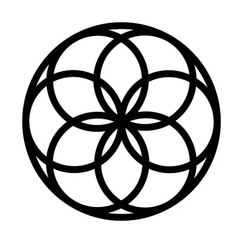 A Brief Introduction To The Seed Of Life Seed Of Life Sacred Geometry Art Sacred Geometry Tattoo
