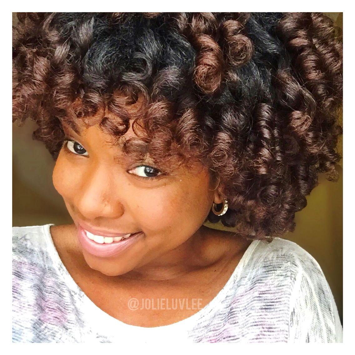 Permrod Set On Natural Hair Natural Hair Transitioning Natural
