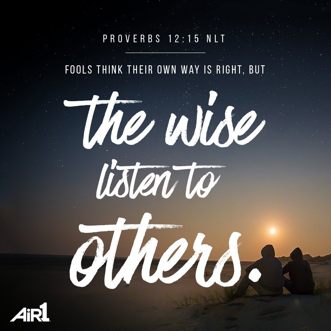 Bible Verses, Proverbs
