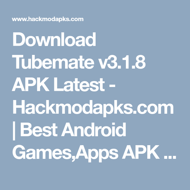 SnapTube v4 47 1 447140 VIP APK Latest - Hackmodapks com