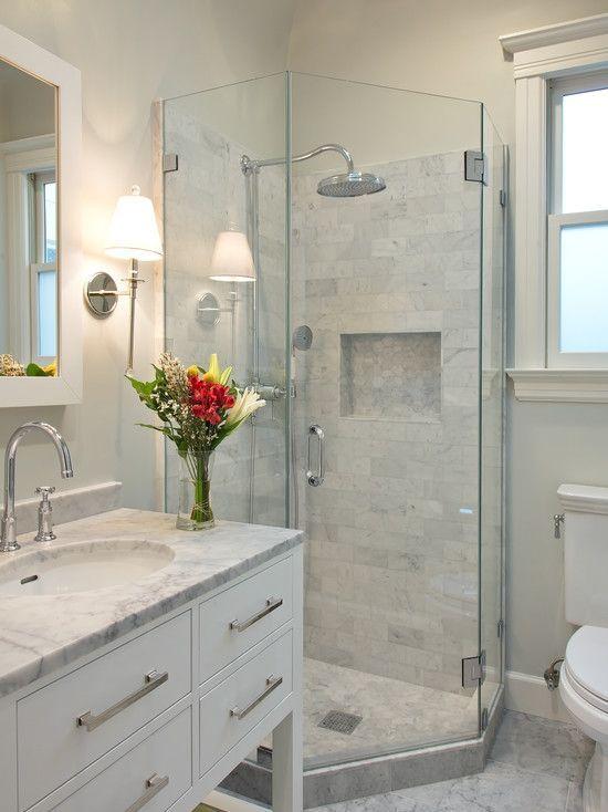 10 ideas para diseñar baños pequeños | Diseño baños pequeños ...