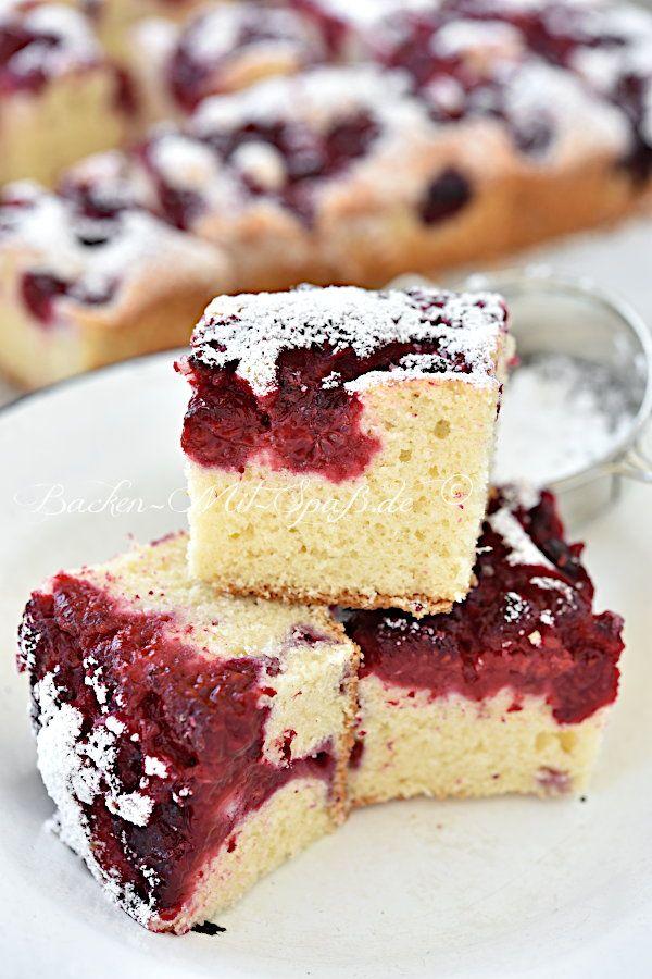 Schneller Beerenkuchen Rezept Rezept Kuchen Rezepte Einfach Beerenkuchen Blechkuchen Einfach