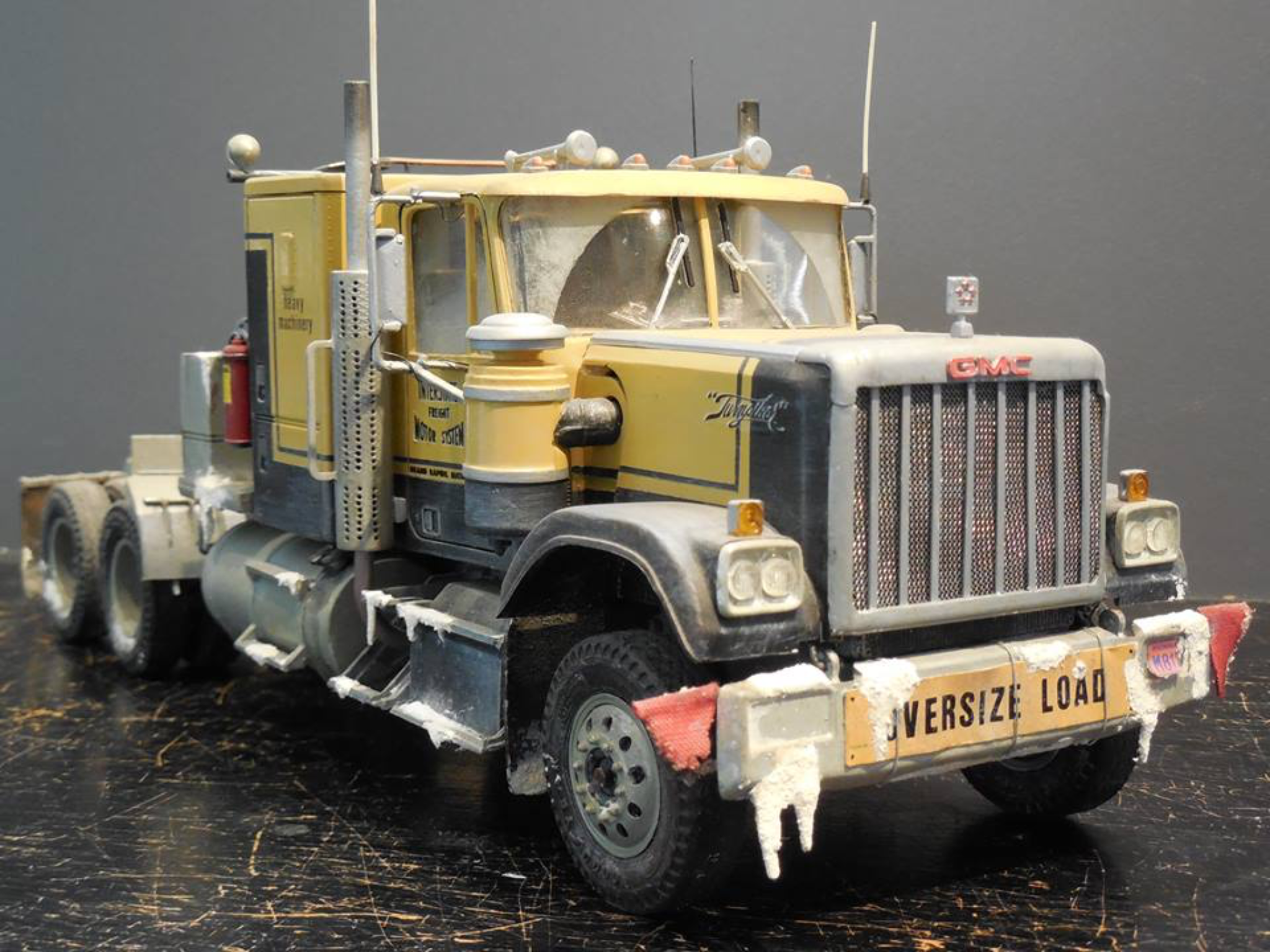 Pin By Bob On Model Trucks Model Truck Kits Plastic Model Cars