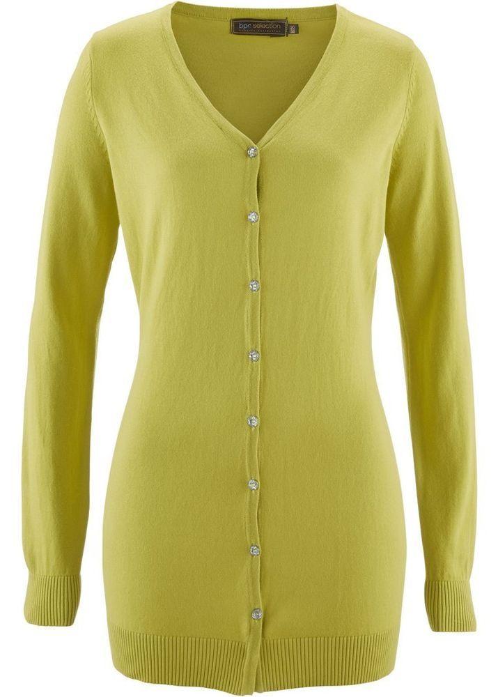 Patrizia Dini Designer Cardigan Strickjacke Jacke Pulli Gr 34 36 38 40 42 44 46