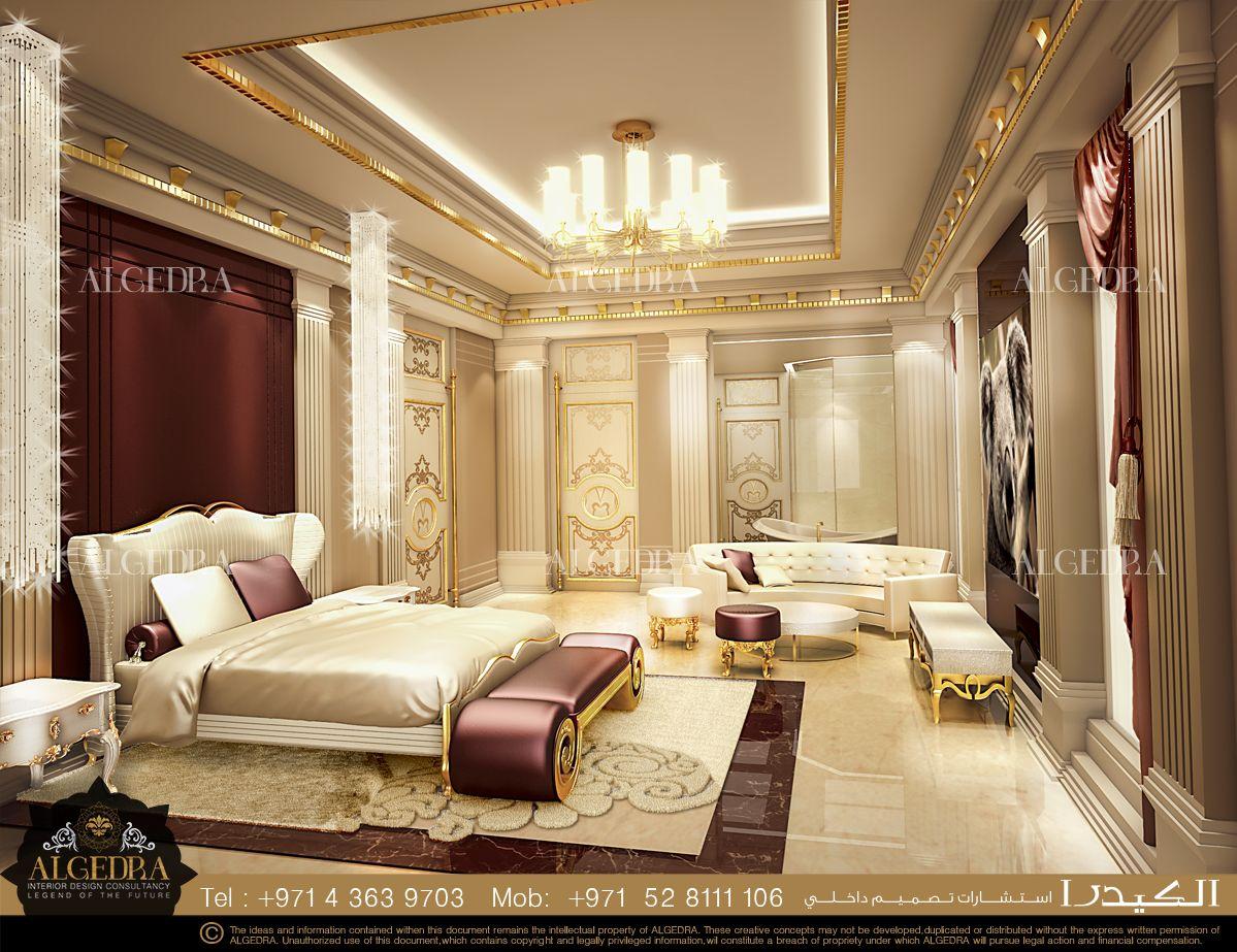 Stunning bedroom room design by ALGEDRA Interior Design Follow us on  twitter    https. 1000  images about Villa Interior   Exterior Design on Pinterest