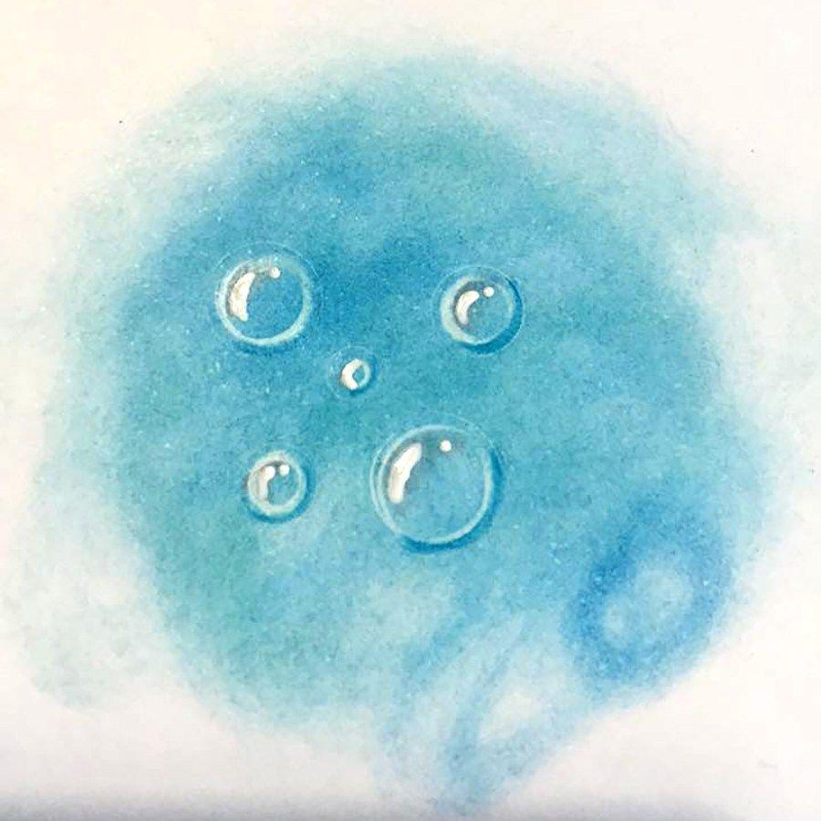 Coloring 101 Bubble Bubble Not Much Trouble Waterdruppels Kleurboek Realistische Tekeningen