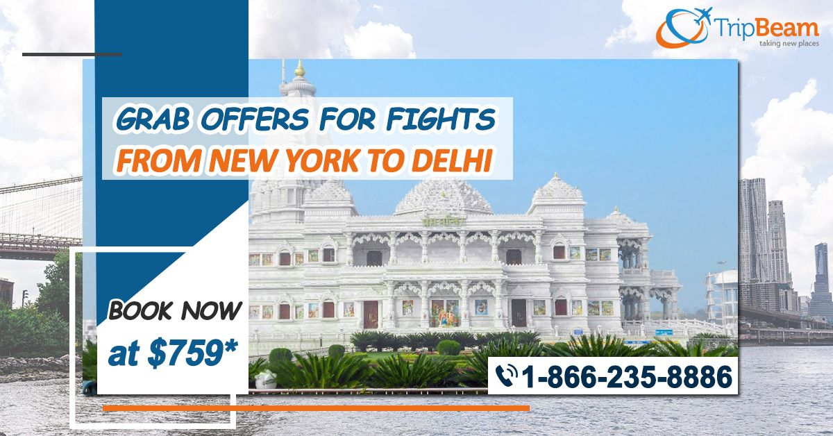 Cheap Flights to India From USA, Canada, Australia