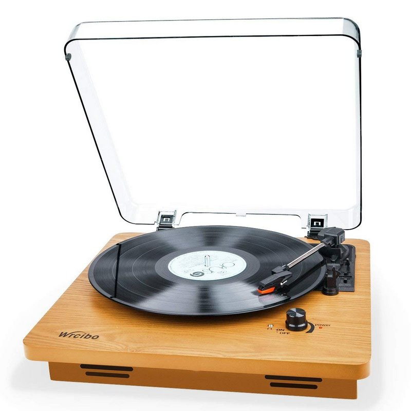 Wrcibo Vintage Record Player Review Top Record Players Vintage Record Player Vinyl Record Player Vinyl Player