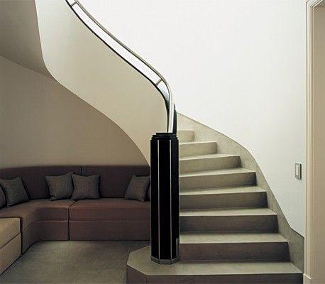 Diseño de escaleras Architecture Pinterest Diseño de escalera - Diseo De Escaleras Interiores