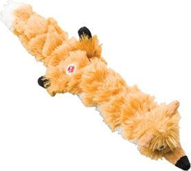 Pets Products Pet Fox Dog Toys Fox Dog