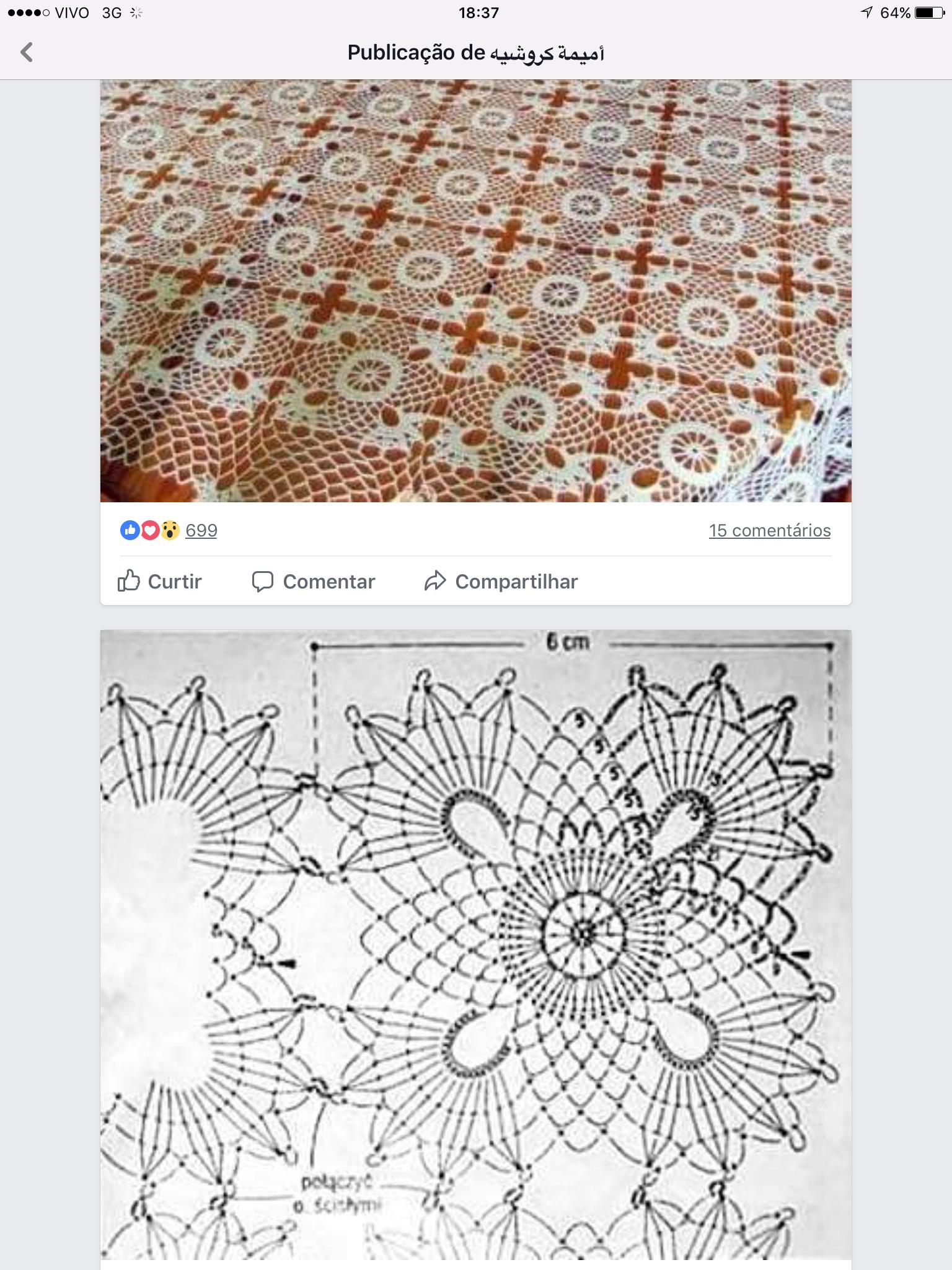 Square de croche | croche - pontos diversos | Pinterest | Carpeta y ...
