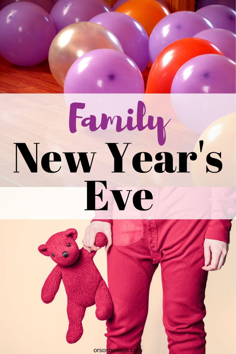 New Year S Eve Traditions She Melissa New Years Pinterest
