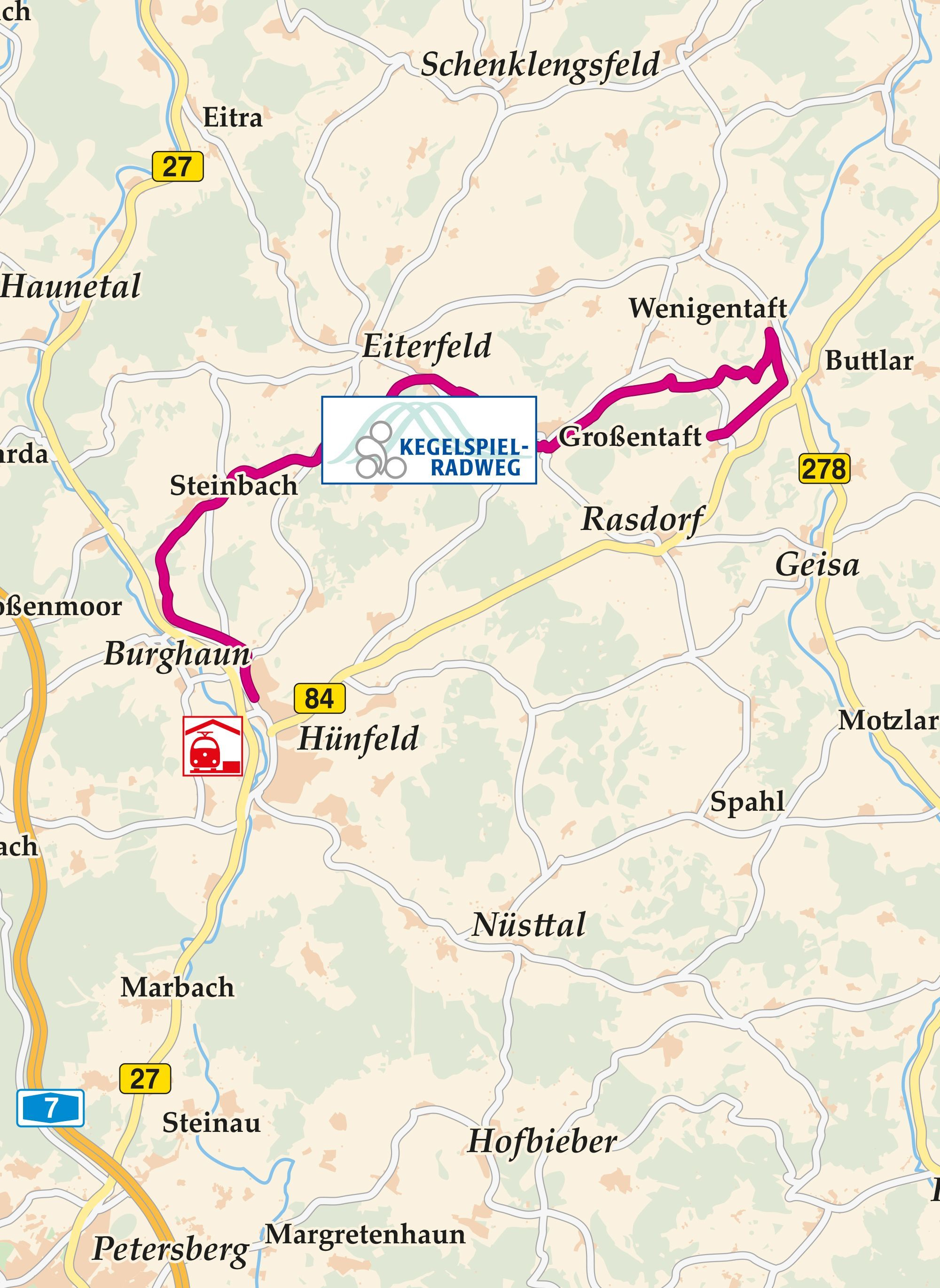 Kegelspiel Radweg Karte Kegelspiel Rad Radweg