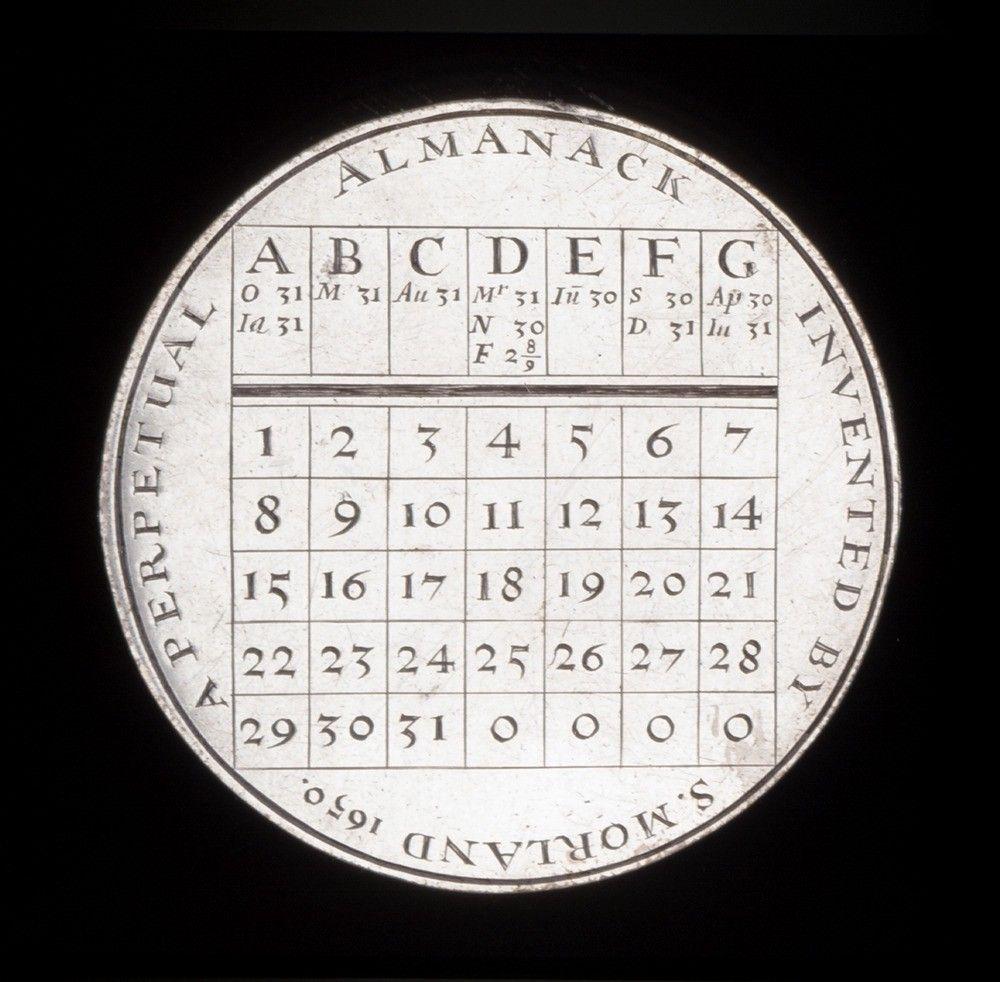 A Brief History Of Calendar Design Calendar Design Calendar