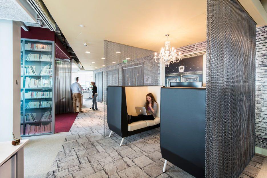 Google Office Cabins 2
