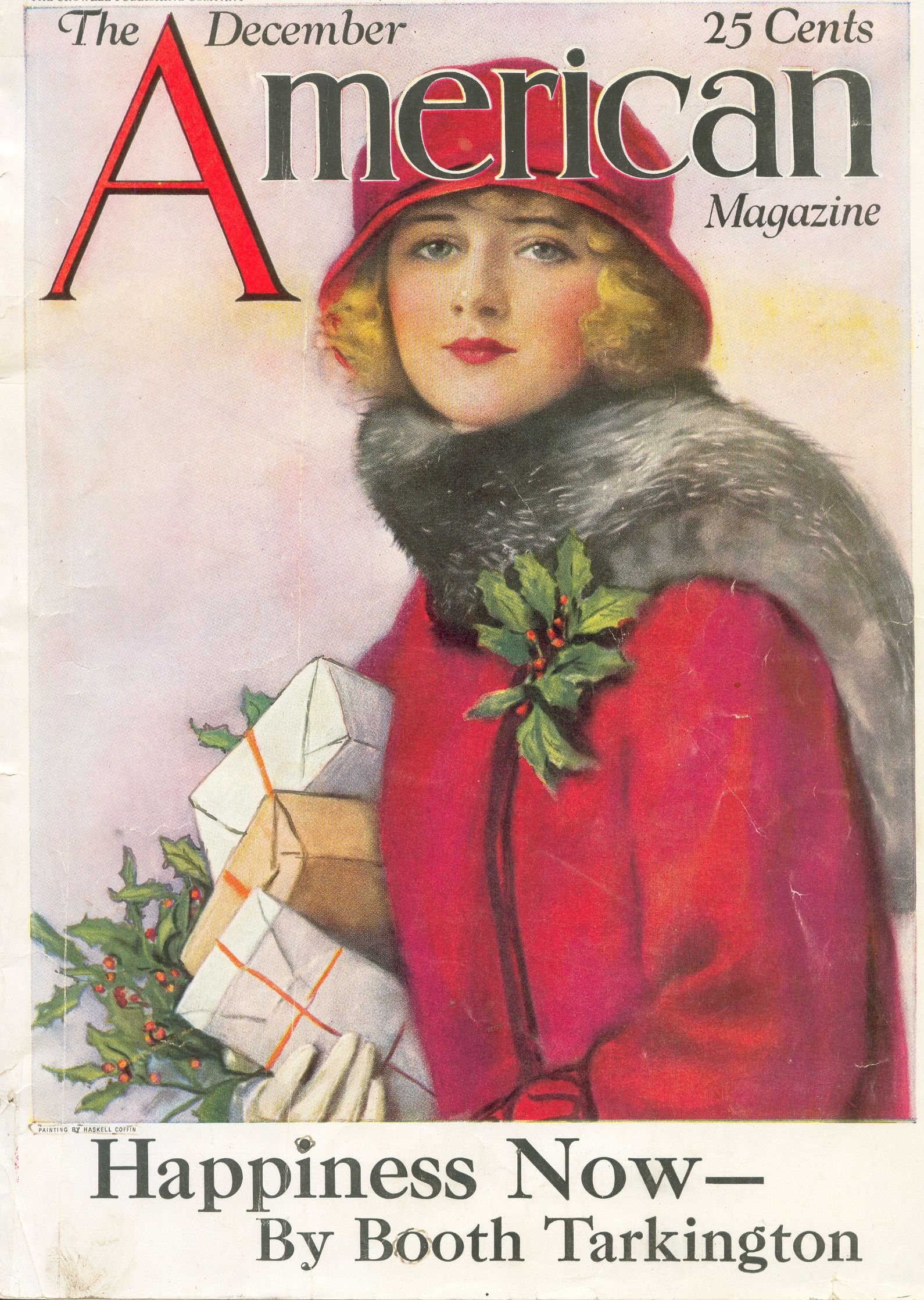 The American Magazine, December 1925. Haskell Coffin