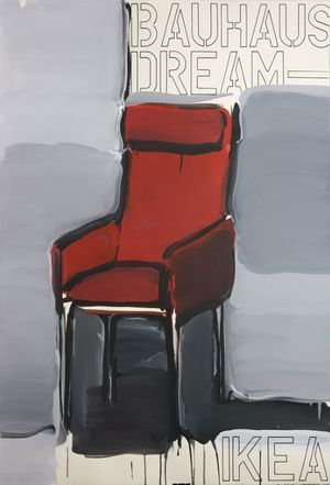 Bauhaus dream...Ikea.