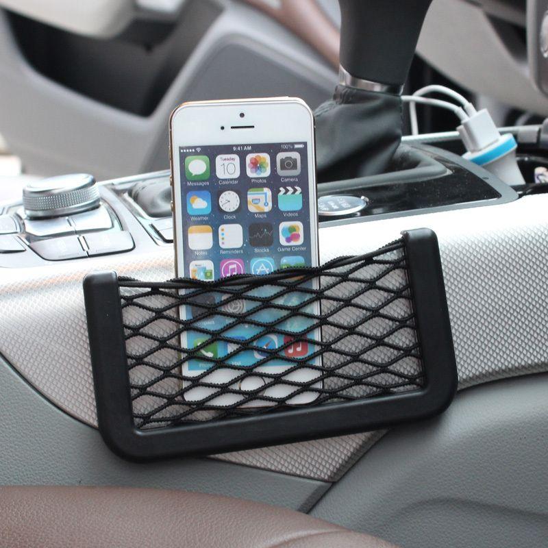 New Car Storage Net Automotive Pocket Organizer Bag For