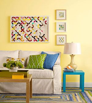Home Decor Decorating With Summer Colors Yellow Walls Living Room Yellow Living Room Living Room Colors