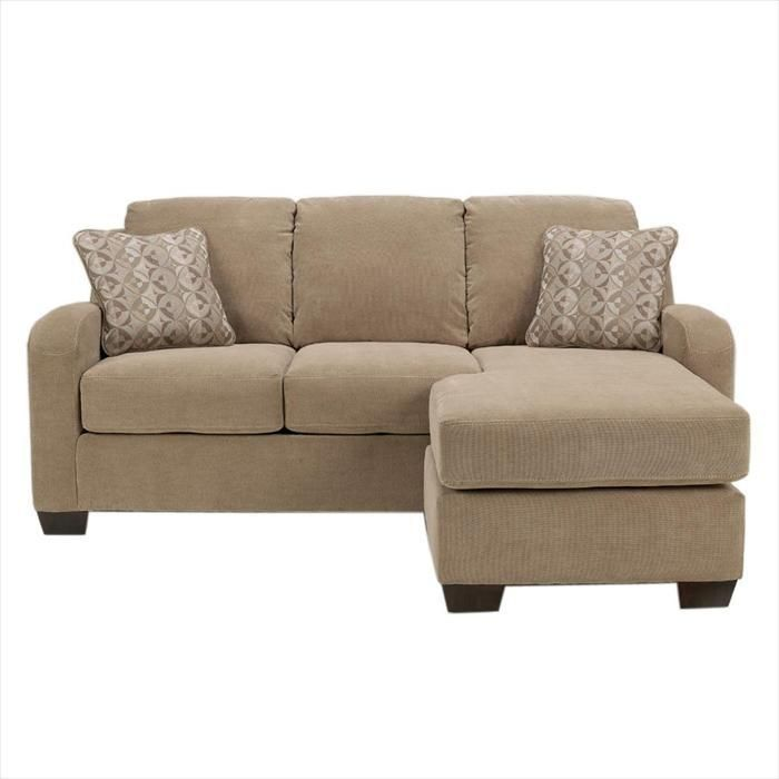 Small Sectional Sofa with Chaise Lounge Home Furniture Design