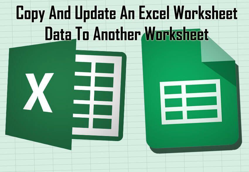 45+ Copy an excel worksheet Popular