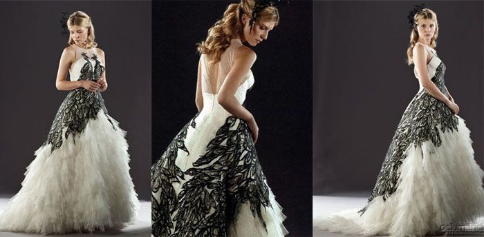 For Bill Weasley And Fleur Delacour's Upcoming Wedding In