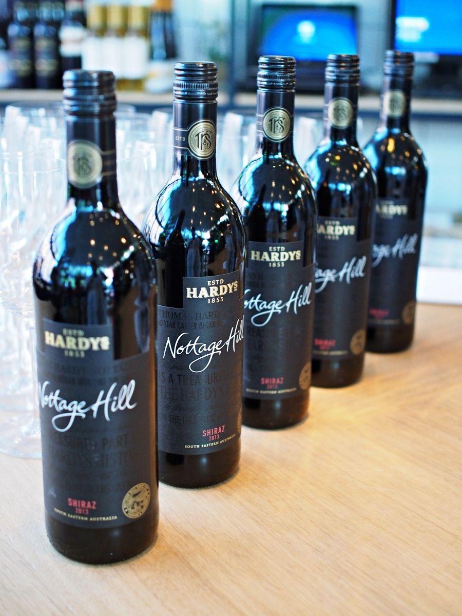 Legendary Hardy's wine