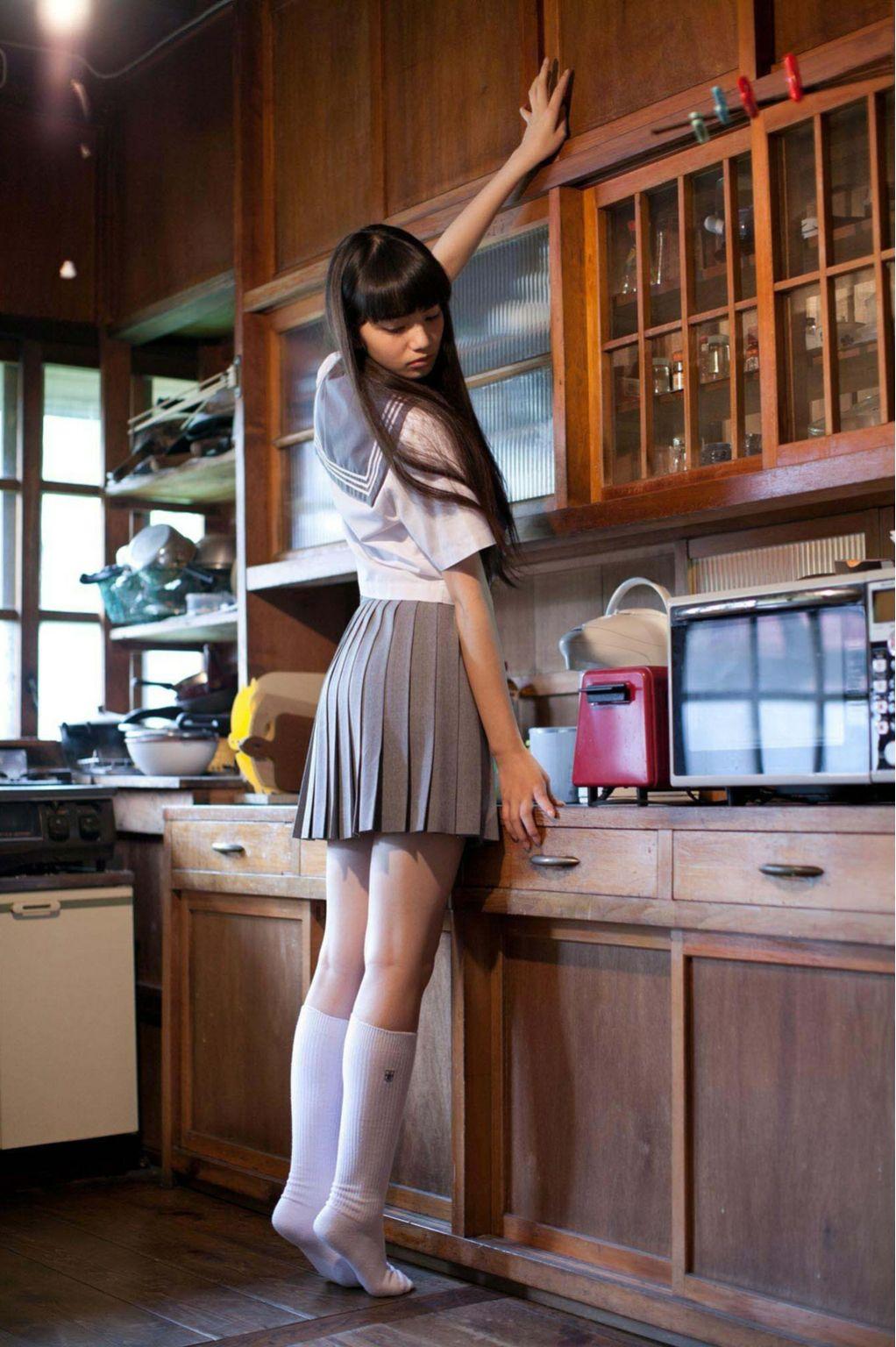 清純、美麗》水手服制服美少女》Cute Girl Pretty Girls 漂亮、可愛》
