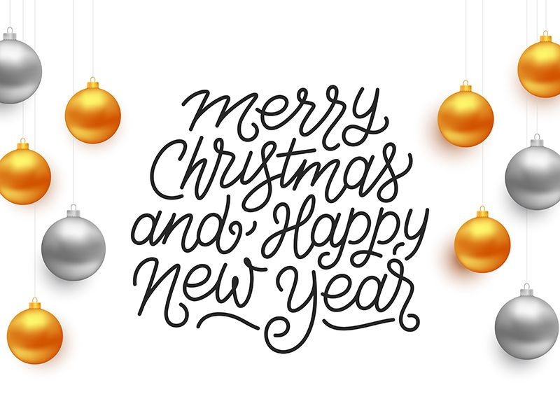 Merry Christmas And Happy New Year Happy New Year Calligraphy Merry Christmas And Happy New Year New Year Calligraphy