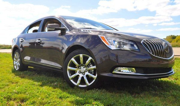 2014 Buick Lacrosse Driven Top Speed Buick Lacrosse Buick Buick Lucerne