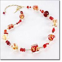 Casanova necklace - Marco Polo Designs