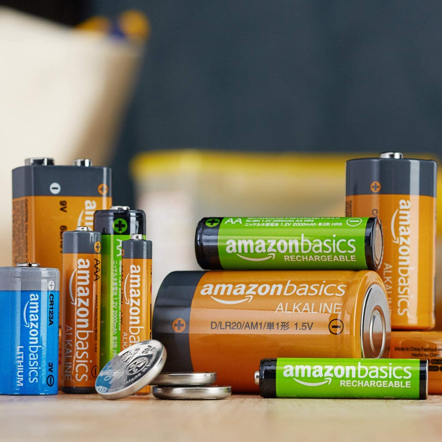 Price 13 49 Best Amazonbasics Aaa Rechargeable Batteries 800 Mah Pre Charged Alkaline Battery Rechargeable Batteries Battery Pack