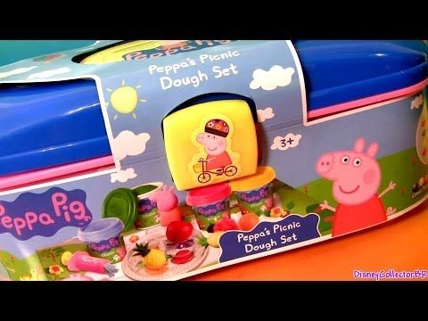 Zoom · Kit Colorir Peppa Pig com Massinha