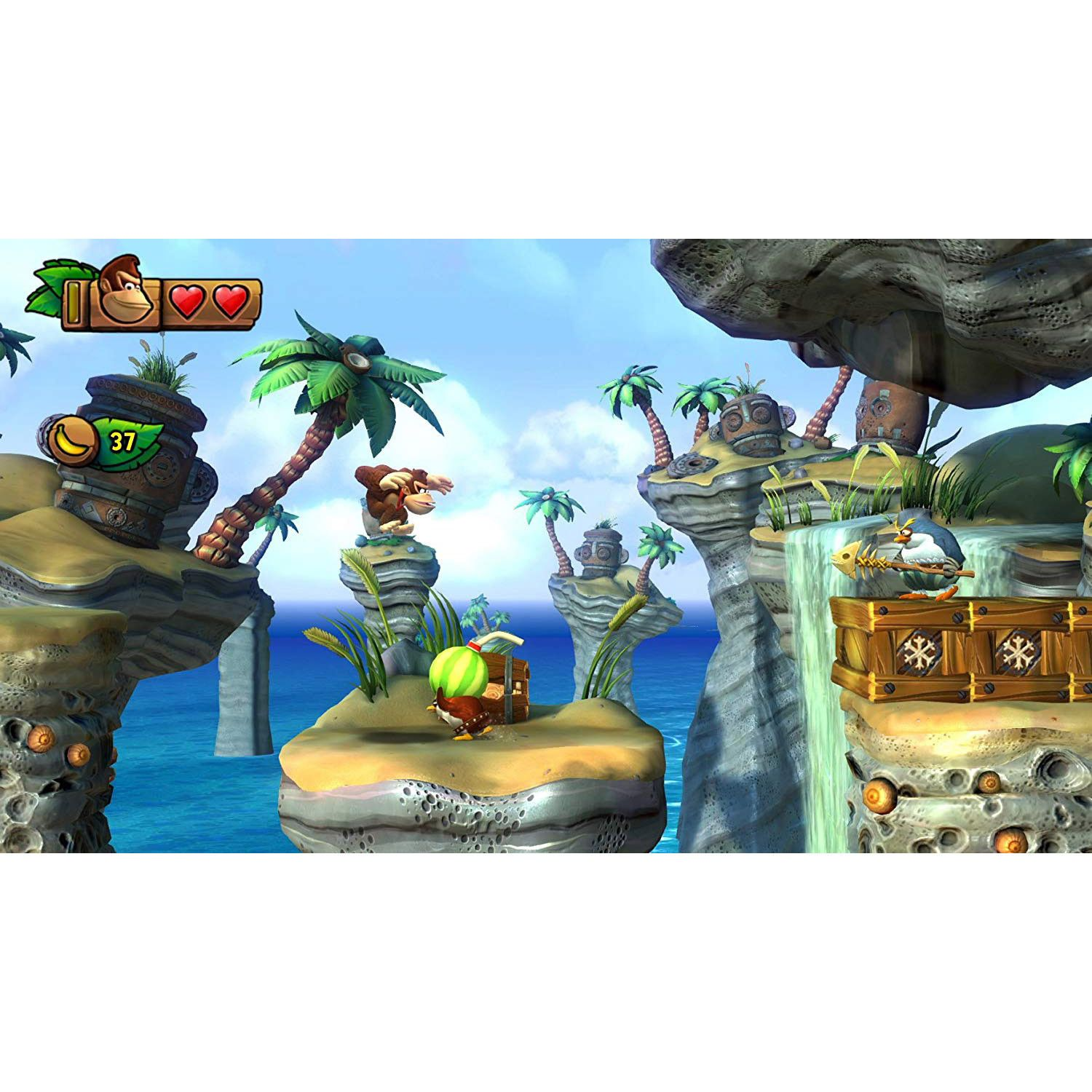 Donkey Kong Country: Tropical Freeze Video Game for Nintendo Switch
