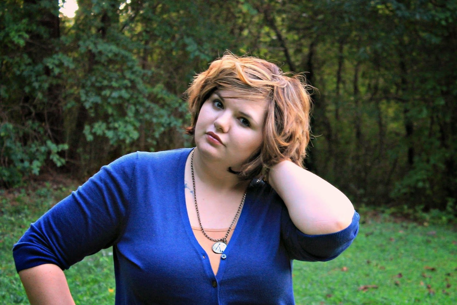 Hairstyles For Plus Size Women With Round Faces