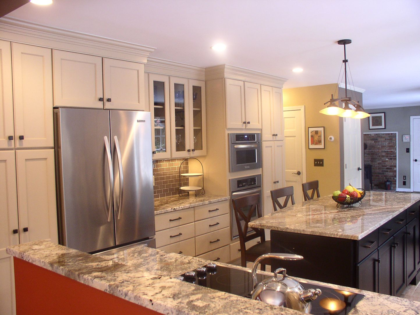 Perfect Legacy White Shaker Cabinetry