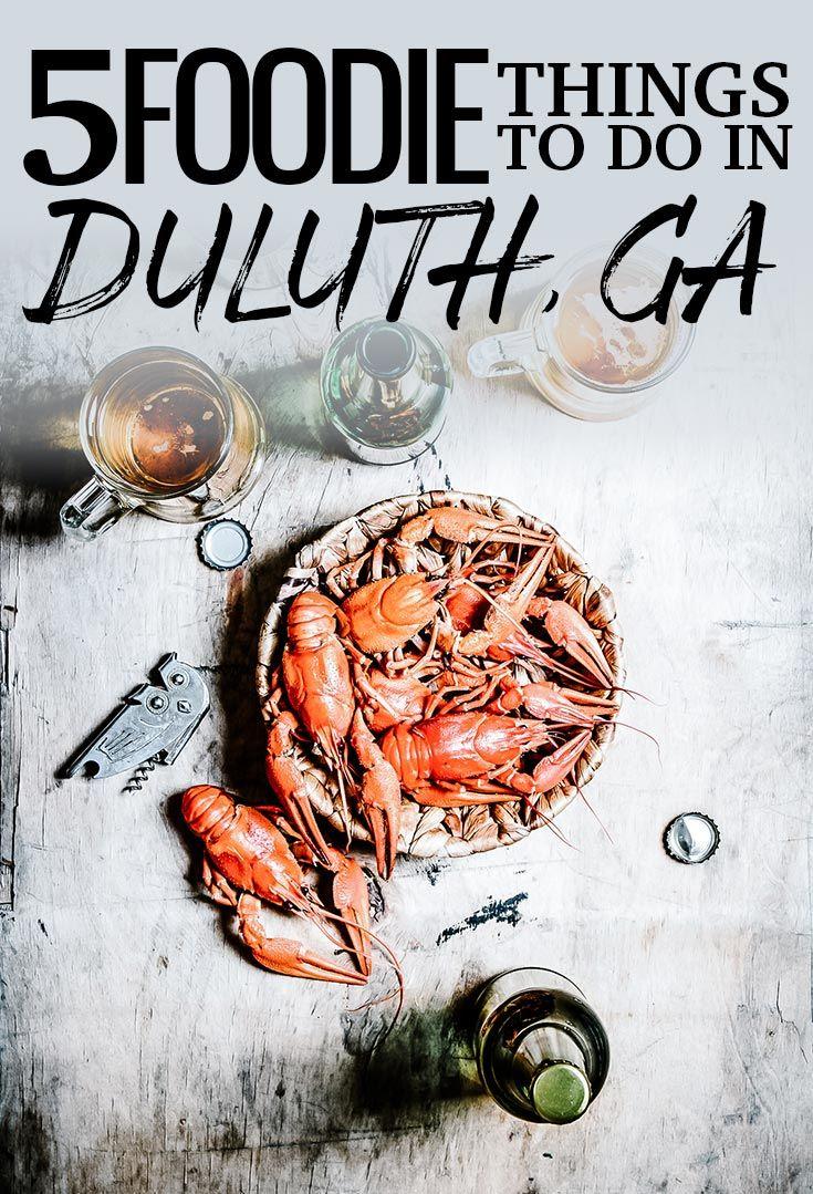 food in duluth ga
