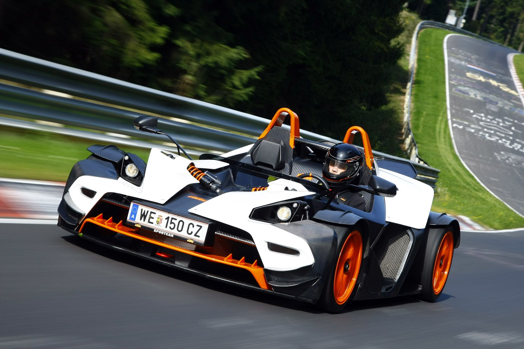 2011 KTM X-BOW R - That's right.. this car is made by KTM! #custom #ktm