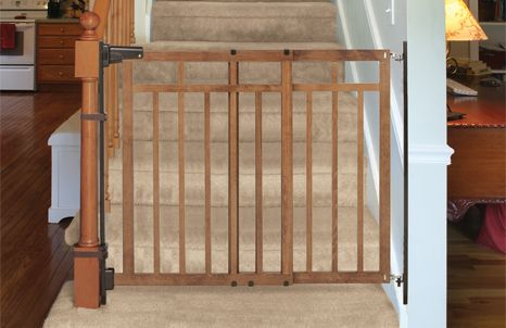 Summer Infant Baby Products Wooden Baby Gates Stair Gate Top Of Stairs Gate