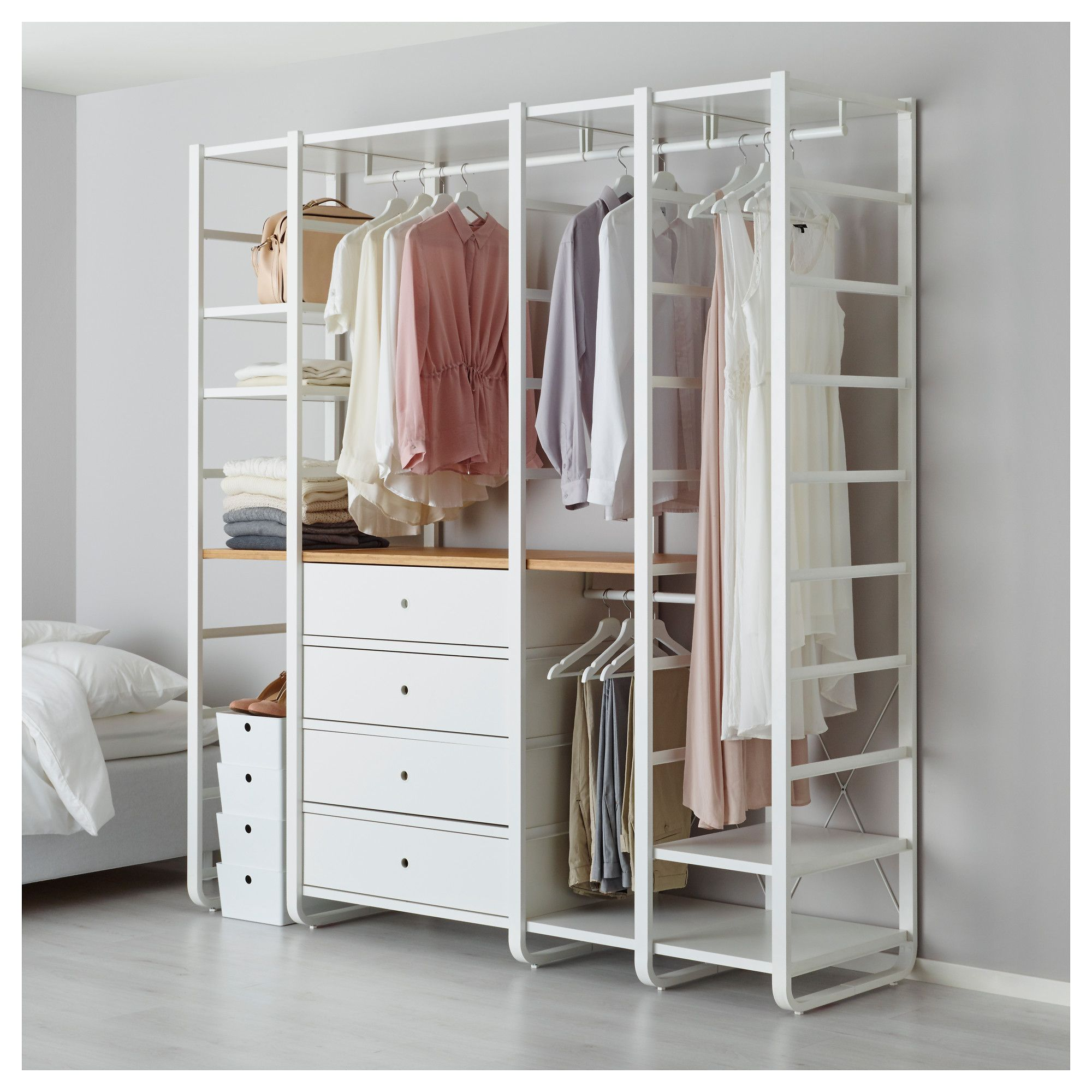 Home Furnishings, Kitchens, Appliances, Sofas, Beds, Mattresses   IKEA. Open  WardrobeWardrobe ...