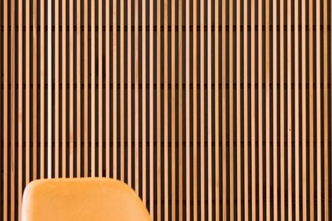 Screenwood Timber Panelling Is A Warm Addition To Internal
